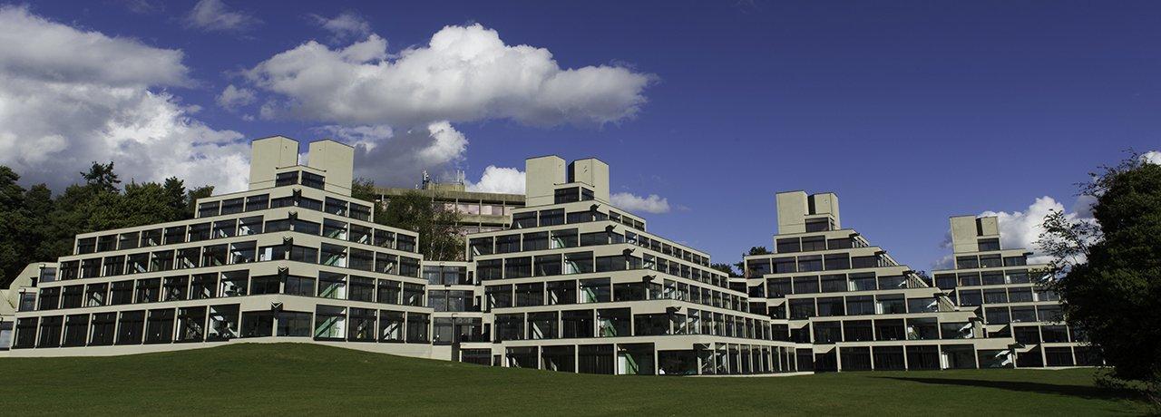 Ziggurats Building