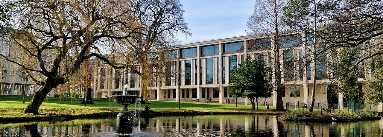 Roehampton library | University of Roehampton