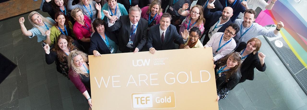 Our staff | University Centre Weston
