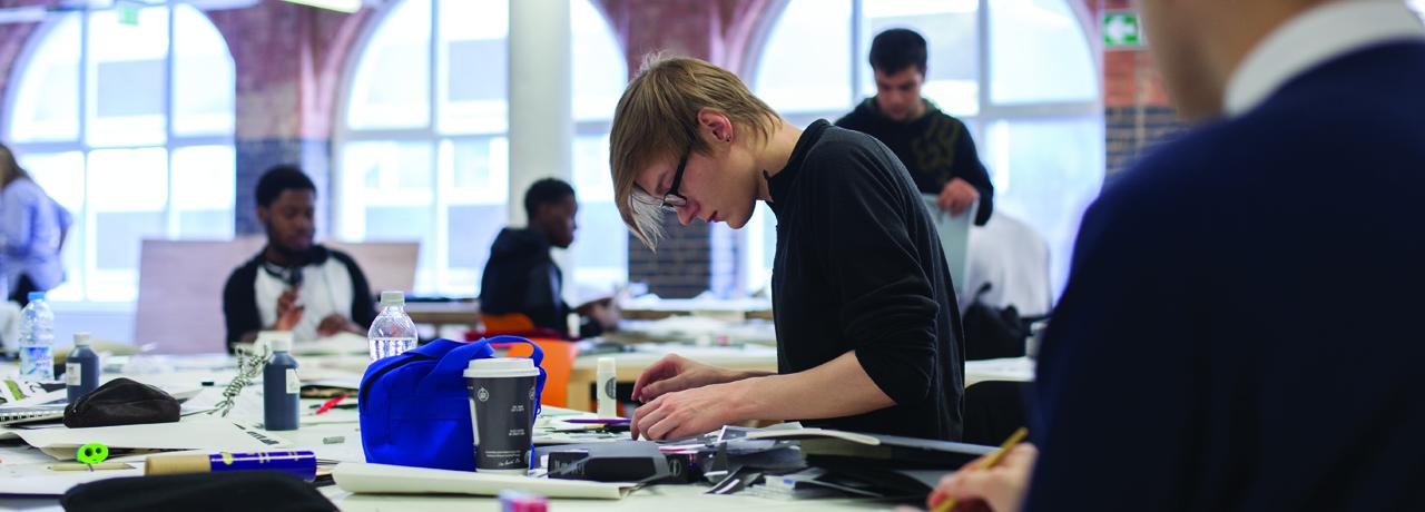 School of Art and Design | University of Bedfordshire