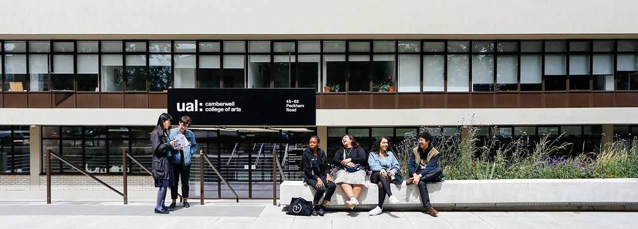 Peckham Road campus, Camberwell College of Arts