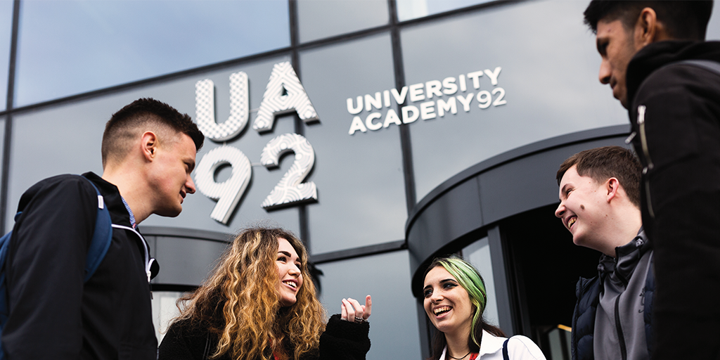 UA92 Students