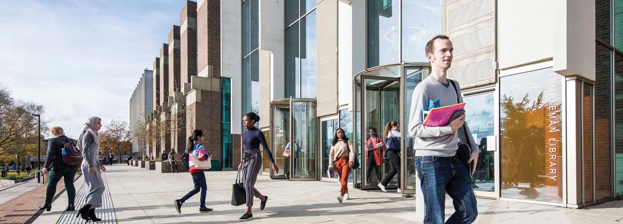 University of Kent - Library