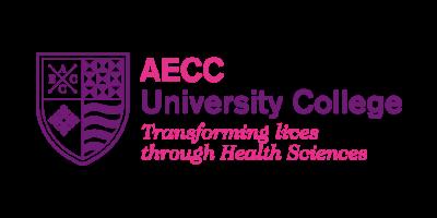 Logo for AECC University College