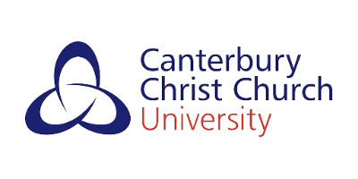 Logo for Canterbury Christ Church University