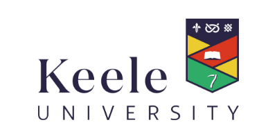 Logo for Keele University