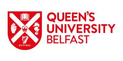 Logo for Queen's University Belfast