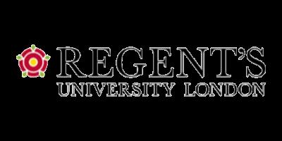 Logo for Regent's University London