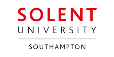 Logo for Solent University (Southampton)