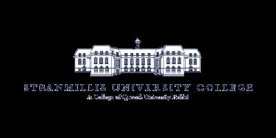 Logo for Stranmillis University College