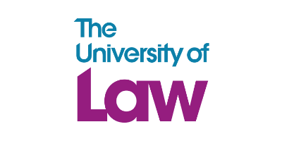 Logo for The University of Law