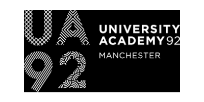 Logo for University Academy 92 (UA92)