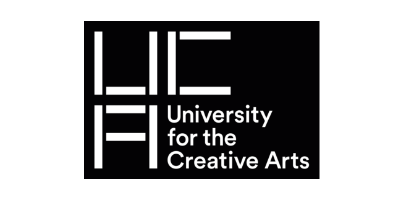 Logo for University for the Creative Arts