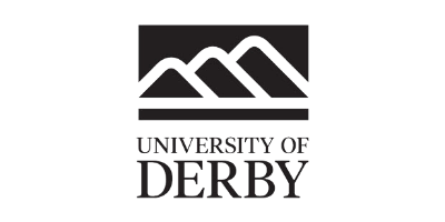 Logo for University of Derby