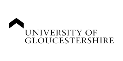 Logo for University of Gloucestershire