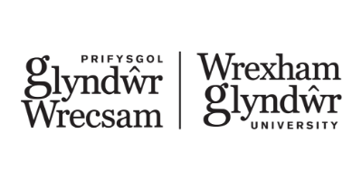 Logo for Glyndwr University, Wrexham