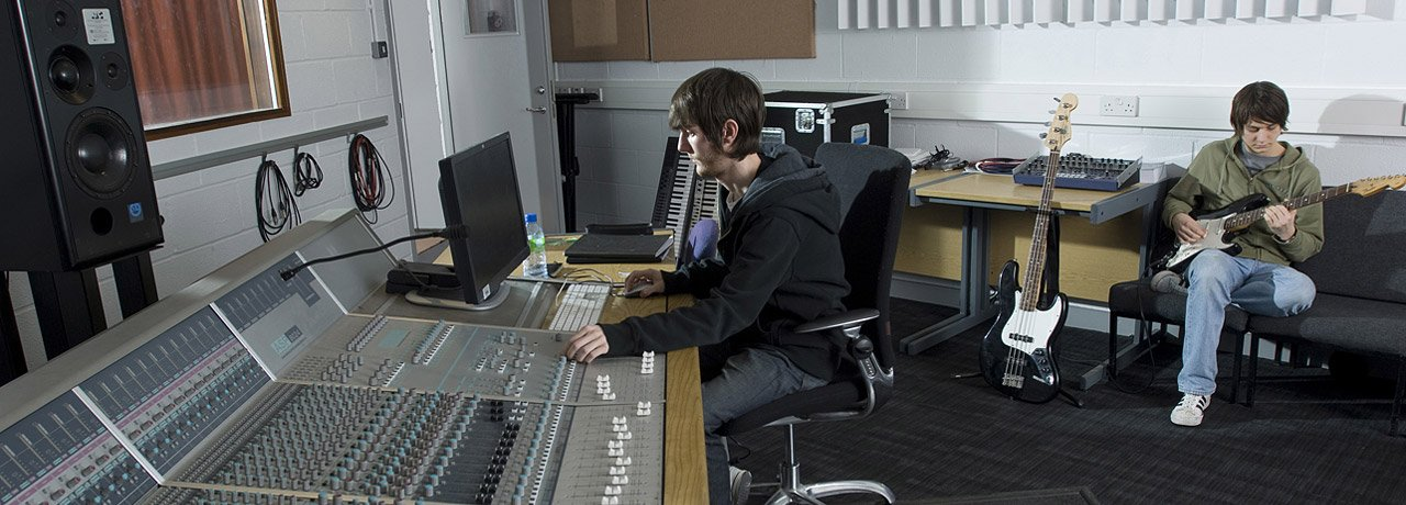 Music technology facilities