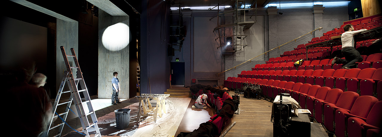 A drama theatre