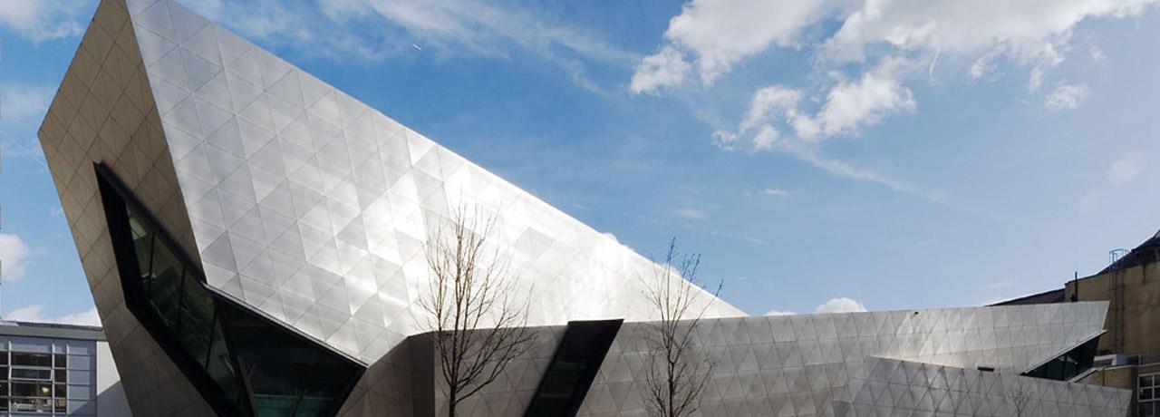 Libeskind Graduate Centre