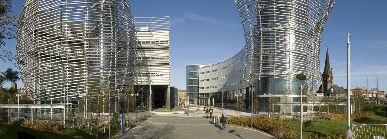 City Campus East
