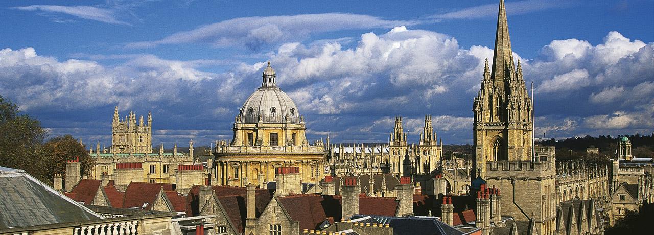 University spires