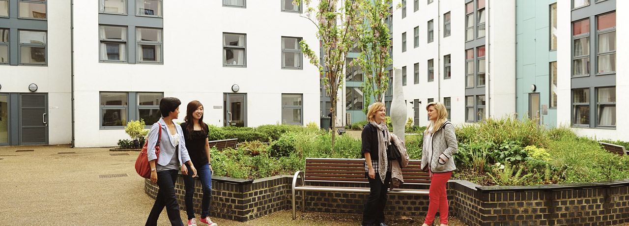 Student halls of residence