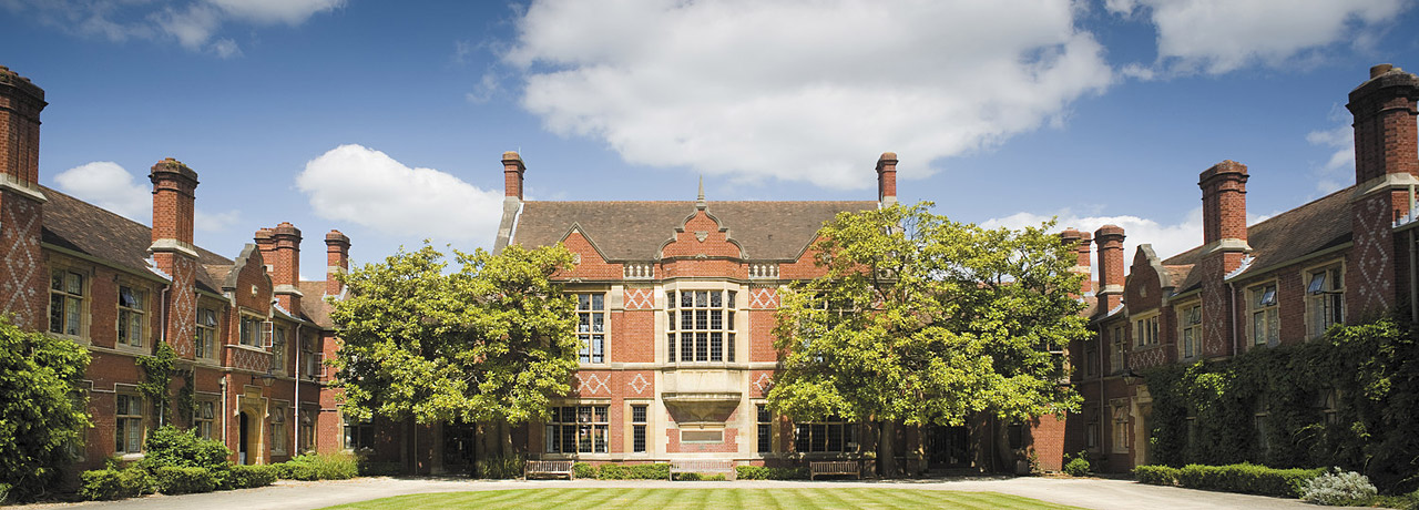 Wantage Hall