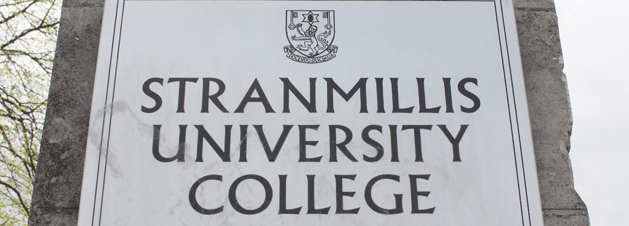 Stranmillis University College
