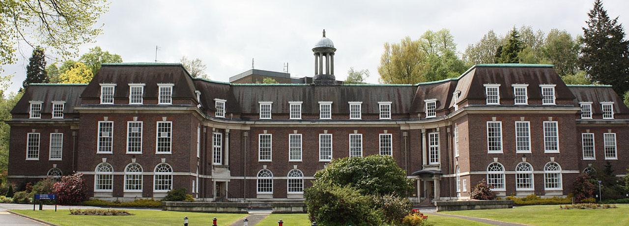 Stranmillis University College campus