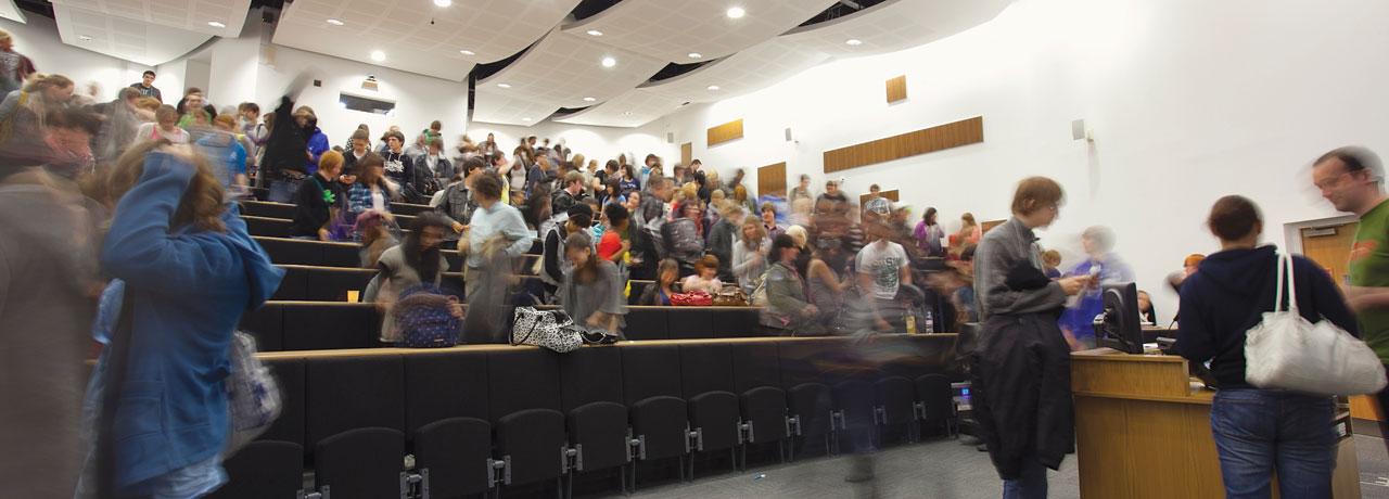 Dalhousie Building Lecture Theatre