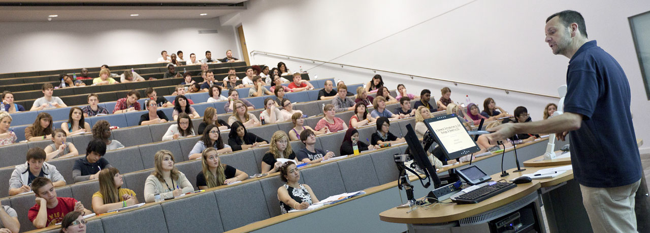 Lecture At Cardiff Metropolitan