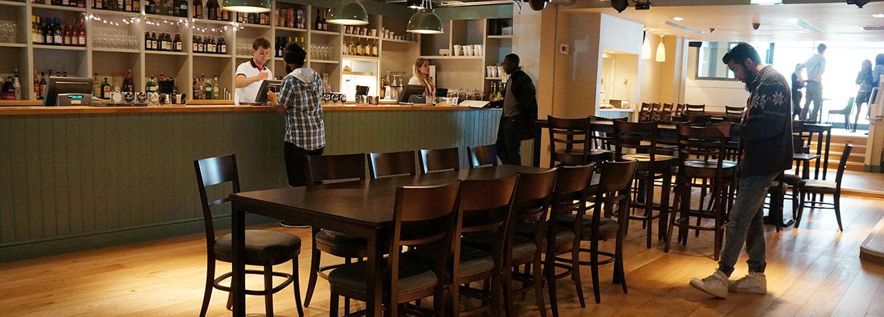 Student Union Griffinn bar