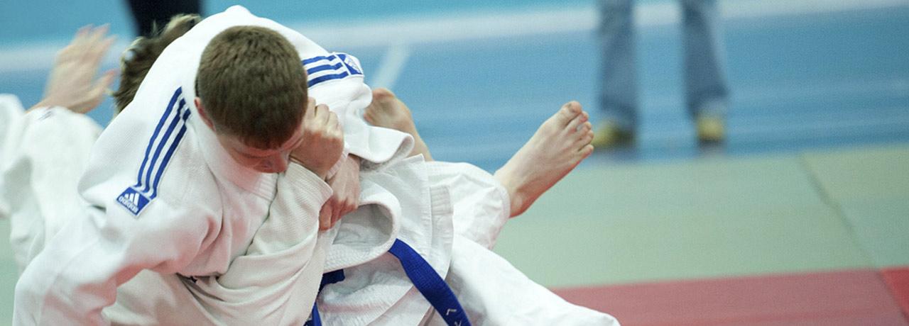Judo at Sheffield