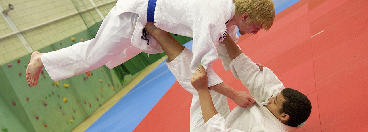 Judo at Wolverhampton