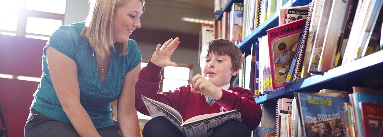 Teaching student