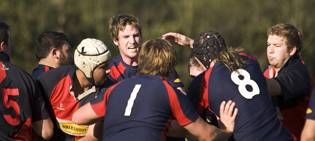 Rugby at King's College