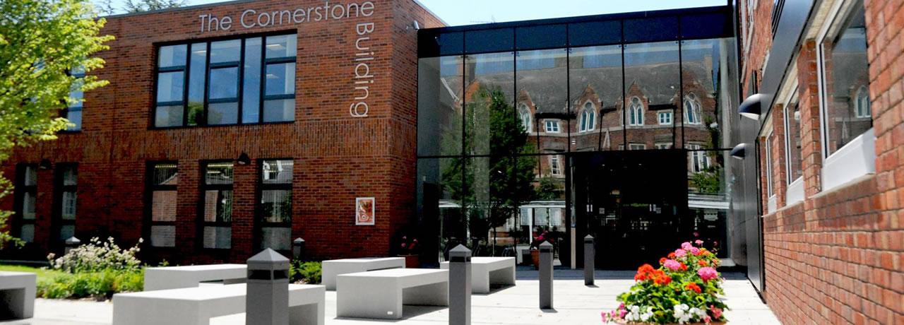 Bishop  Grosseteste University - Cornerstone Building